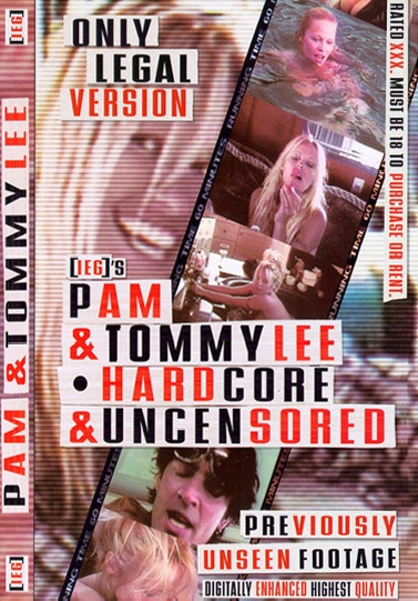 Pam And Tommy Lee - Hardcore & Uncensored