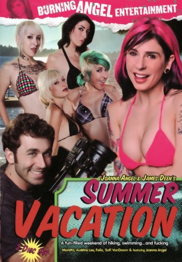 Joanna Angel And James Deen's Summer Vacation