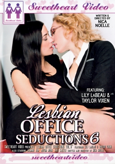 Lesbian Office Seductions 6