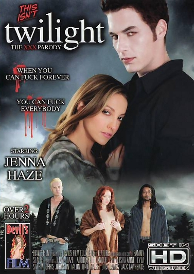 This Isn´t Twilight The XXX Parody