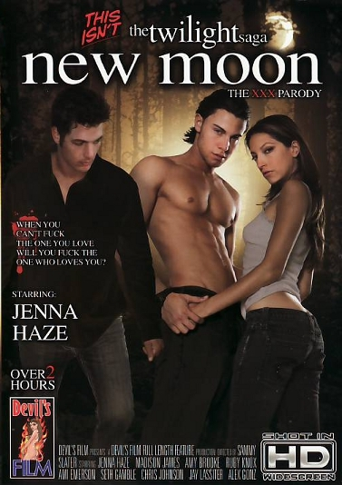 This Isn't The Twilight Saga - New Moon - The XXX Parody