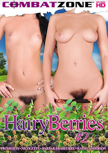 Hairy Berries #2