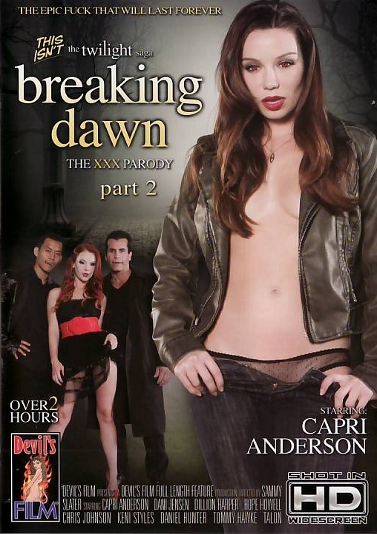 This Isn't The Twilight Saga: Breaking Dawn - The XXX Parody Part 2