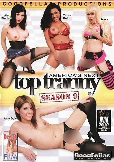 America's Next Top Tranny Season 9