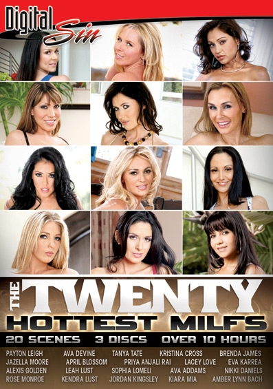 The Twenty Hottest Milfs #1