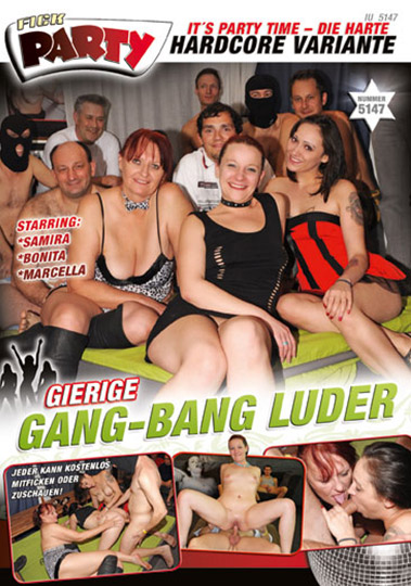 Fickparty - Gierige Gang-bang Luder - Fuck and dance Vol 131