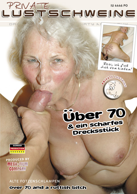 Over 70 and a ruttish bitch