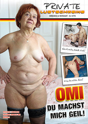 Granny makes me horny!