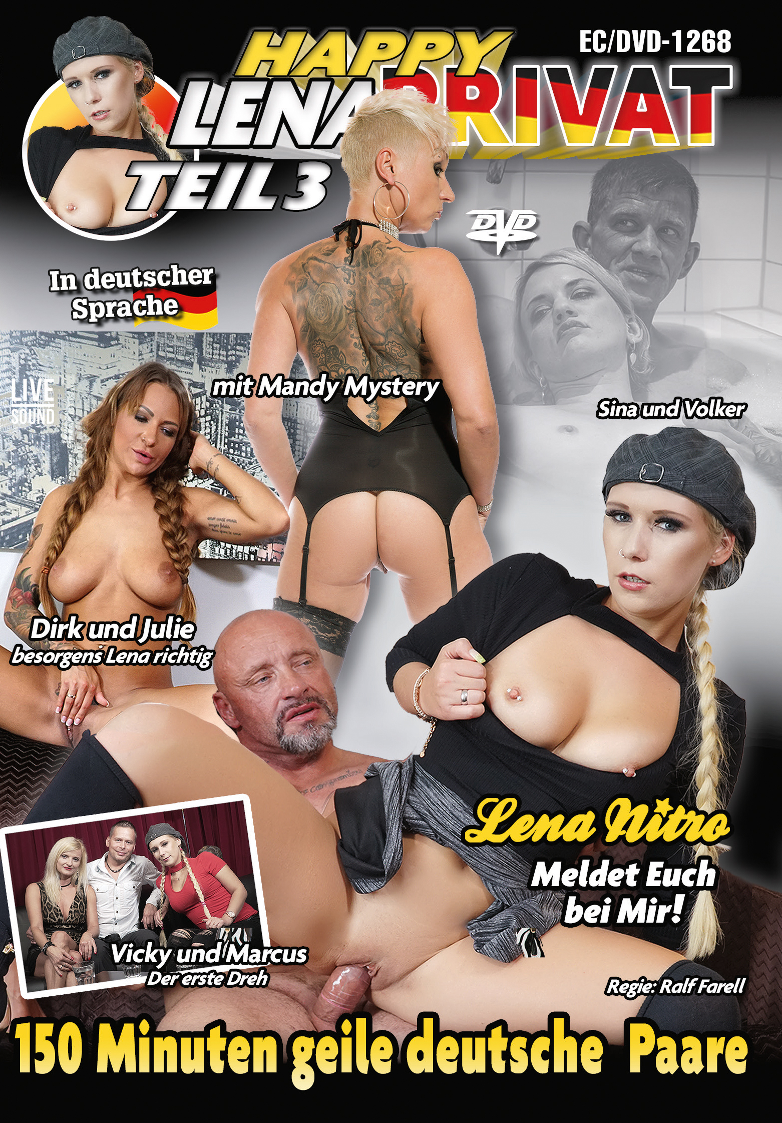 Happy Lena Privat Teil 3