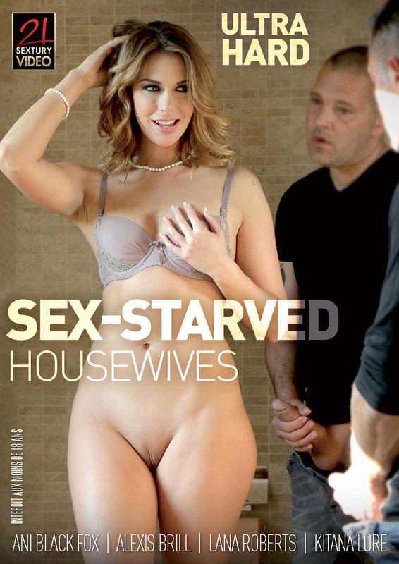 Sex starved housewives