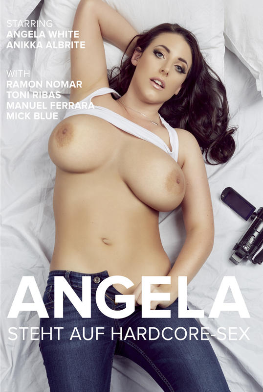 Angela loves hardcore sex