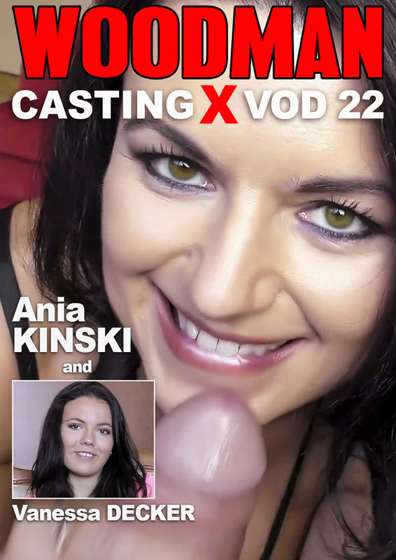 Casting X - Ania Kinski and Vanessa Decker
