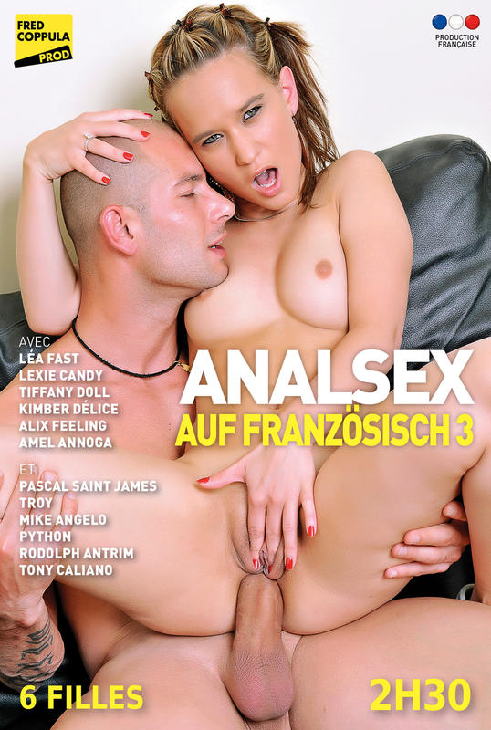 Anal Sex, the French way #3