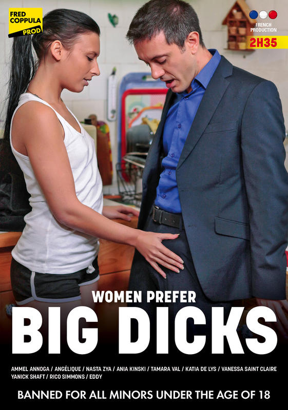 Women prefer them big