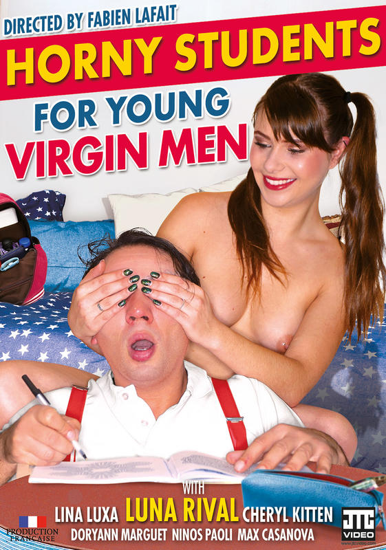 Horny students for young virgin men