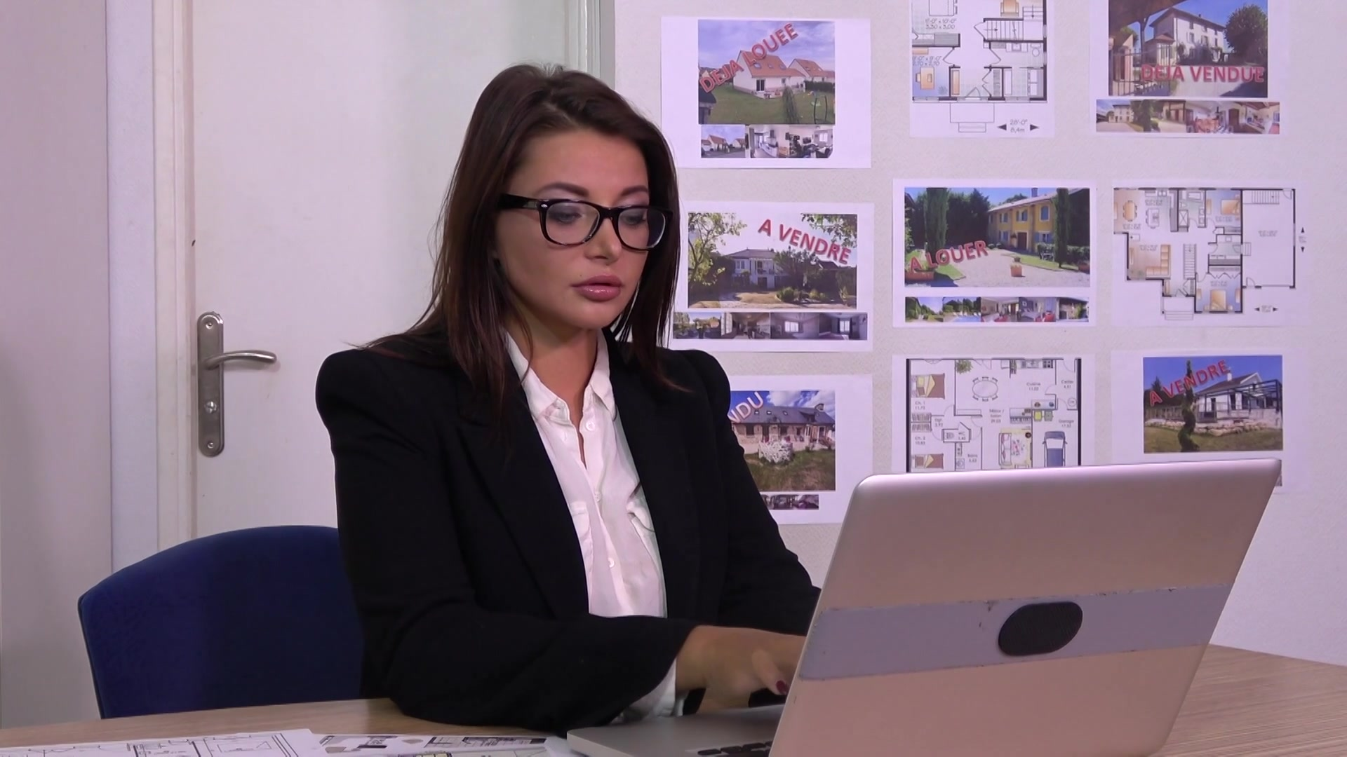 Ania real estate agency boss