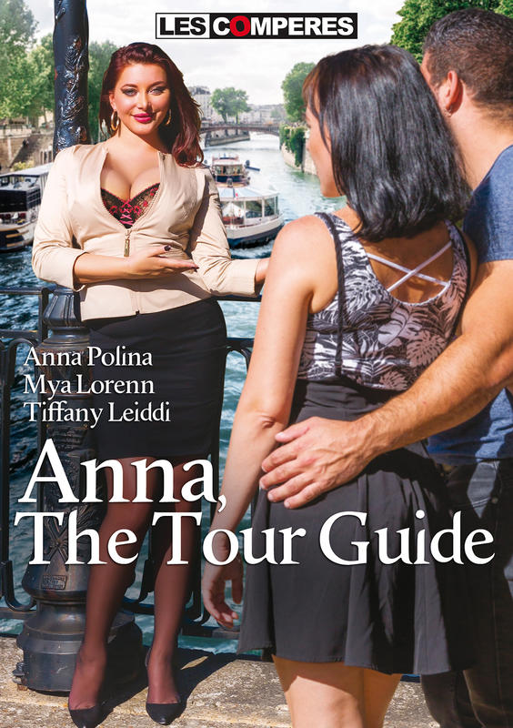 Anna, the tour guide