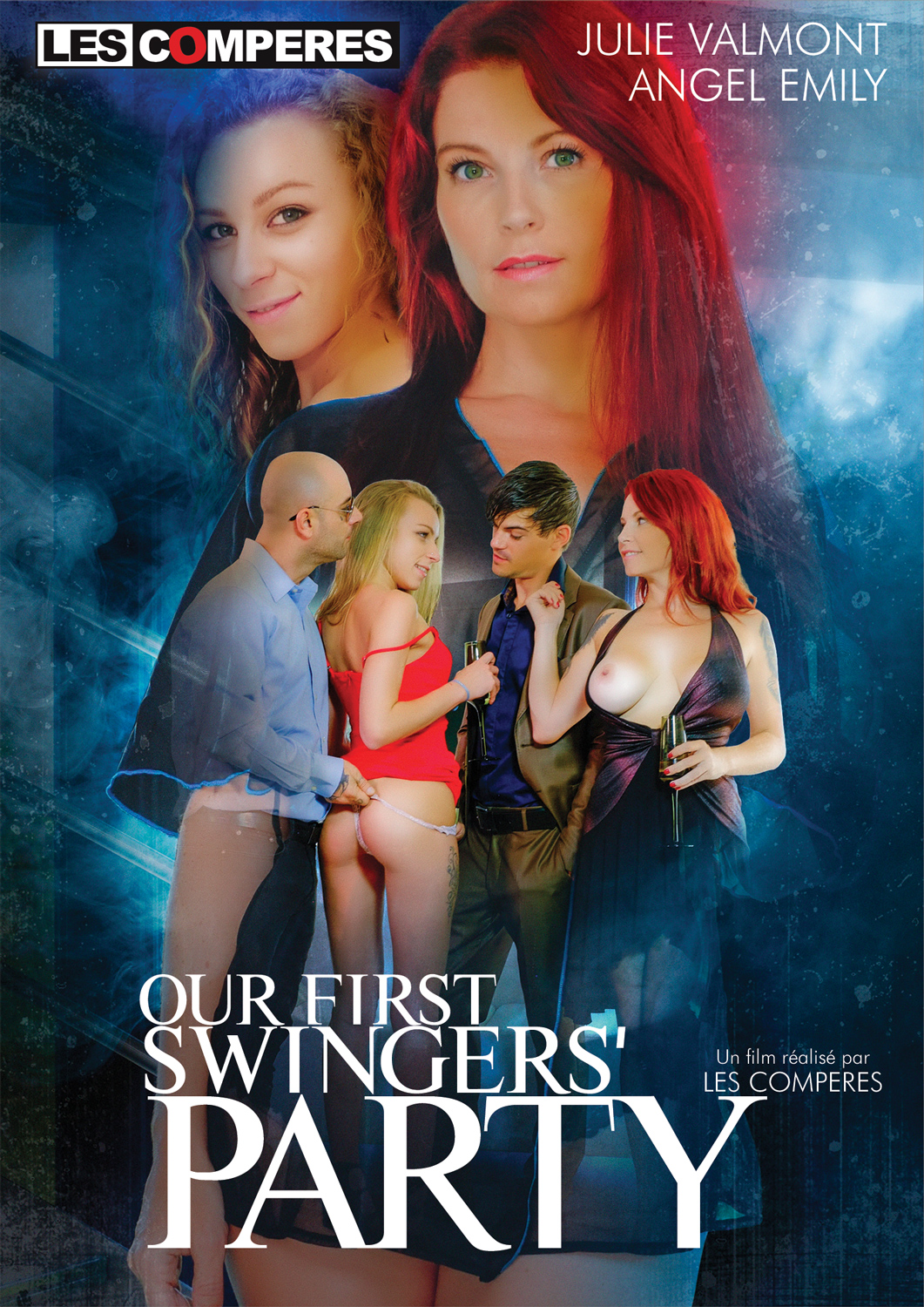 Our first swingers party