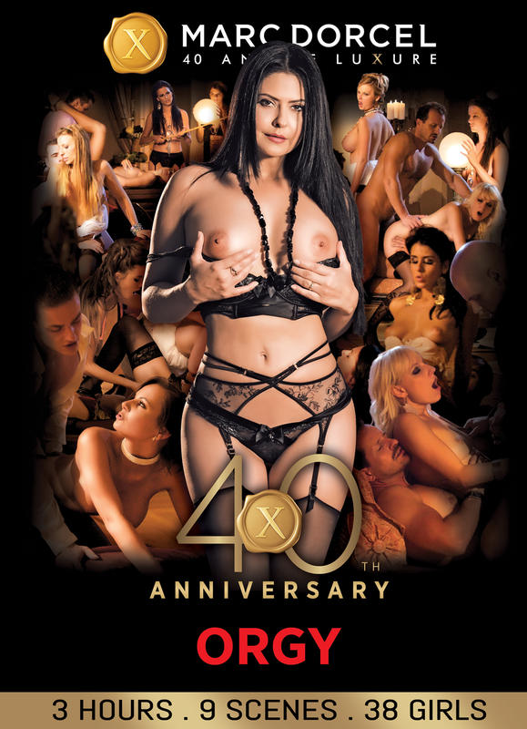 40th Anniversary - Orgy