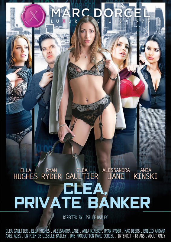 Clea, private banker