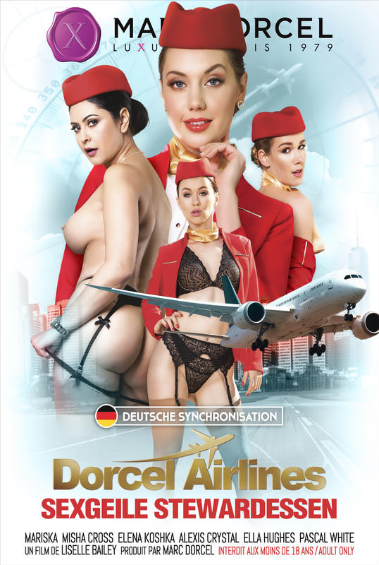 Dorcel Airlines - indecent flight attendants