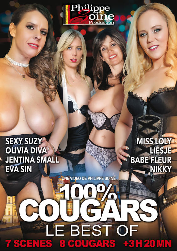 100 % Cougars - The Best Of