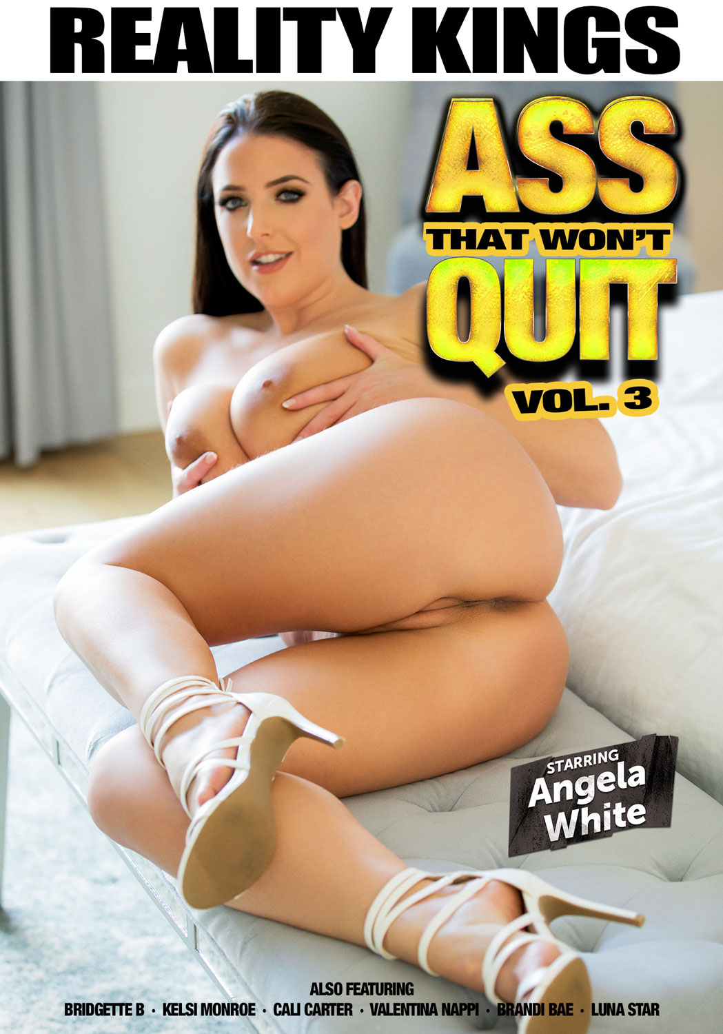 Ass that won´t quit Vol 3
