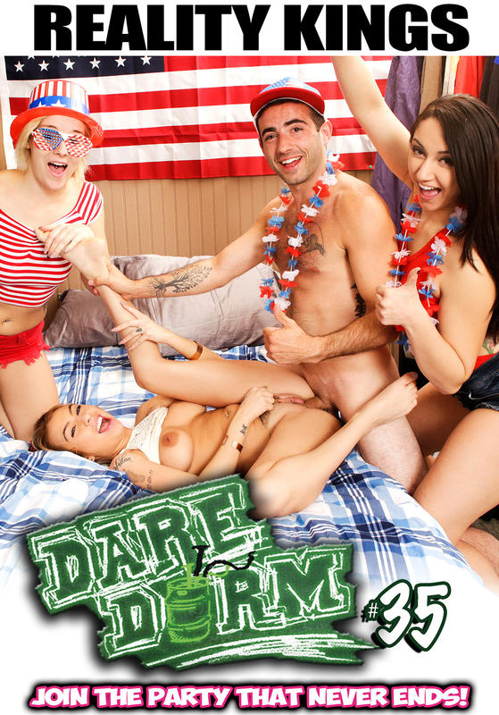 Dare Dorm Vol. 35