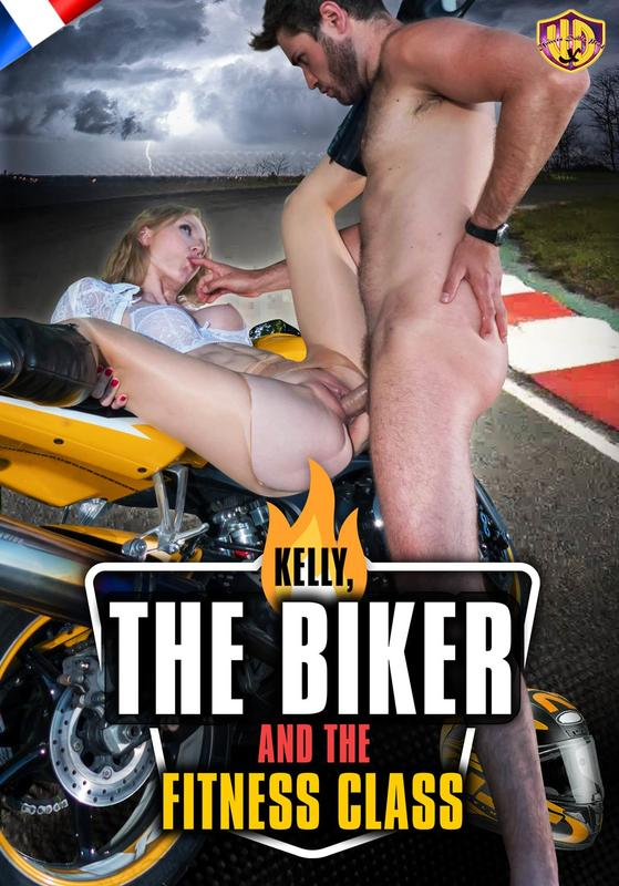 Kelly The biker and the Fitness class