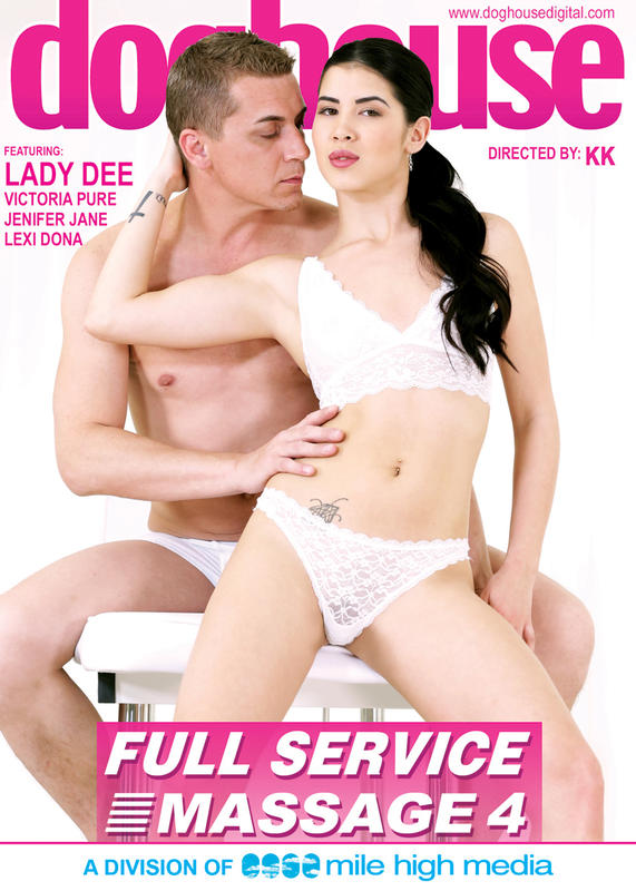 Full Service Massage Vol 4