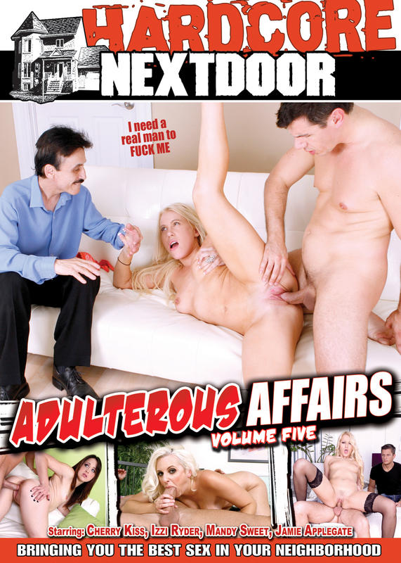 Adulterous affairs Vol 5