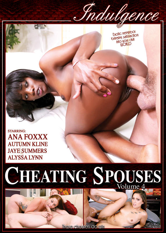 Cheating Spouses Vol 4