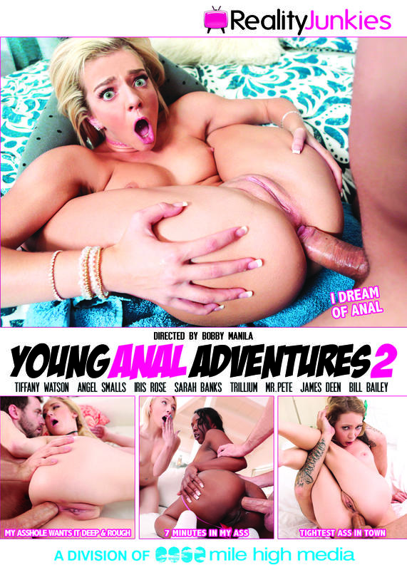 Young anal adventures Vol 2