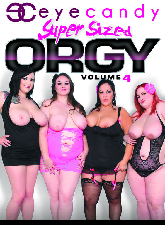 Super Sized Orgy 4