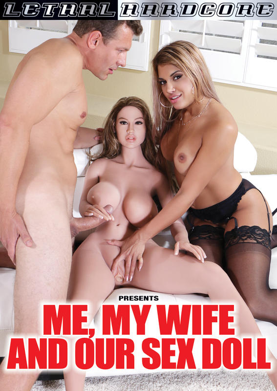 Me, my wife and our sex doll