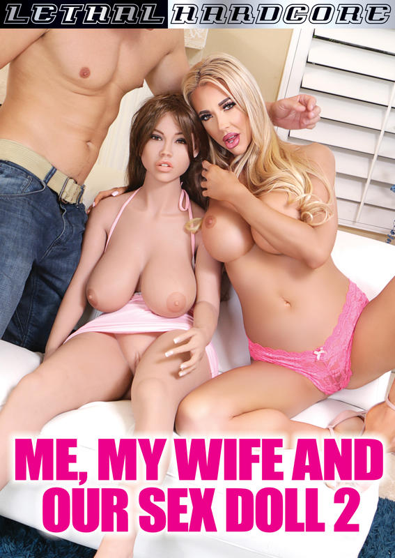 Me, my wife and our sex doll 2