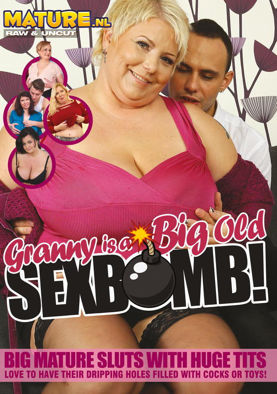Granny is a big old sexbomb!