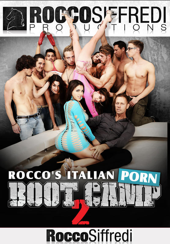 Roccos Italian Porn Boot Camp 2
